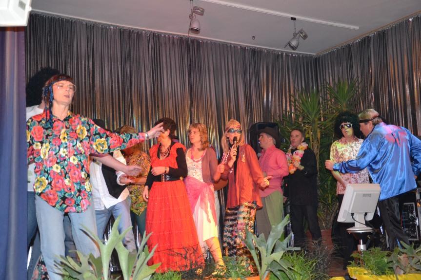 Faschingshitparade 2011