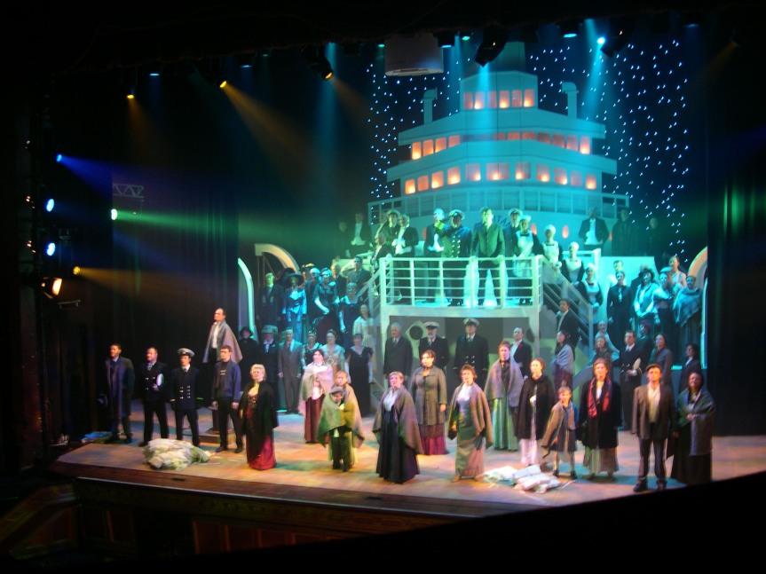 Titanic das Musical