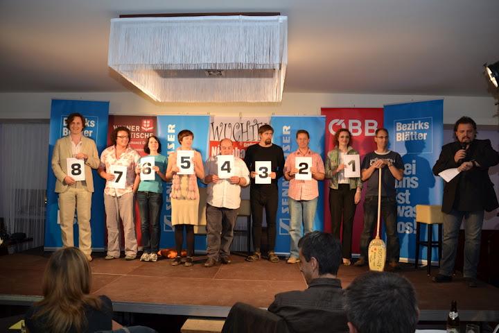 Vorausscheidung zum NÖ-Kabarettpreis