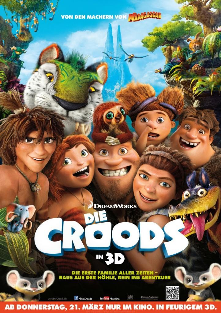 die Croods plakat