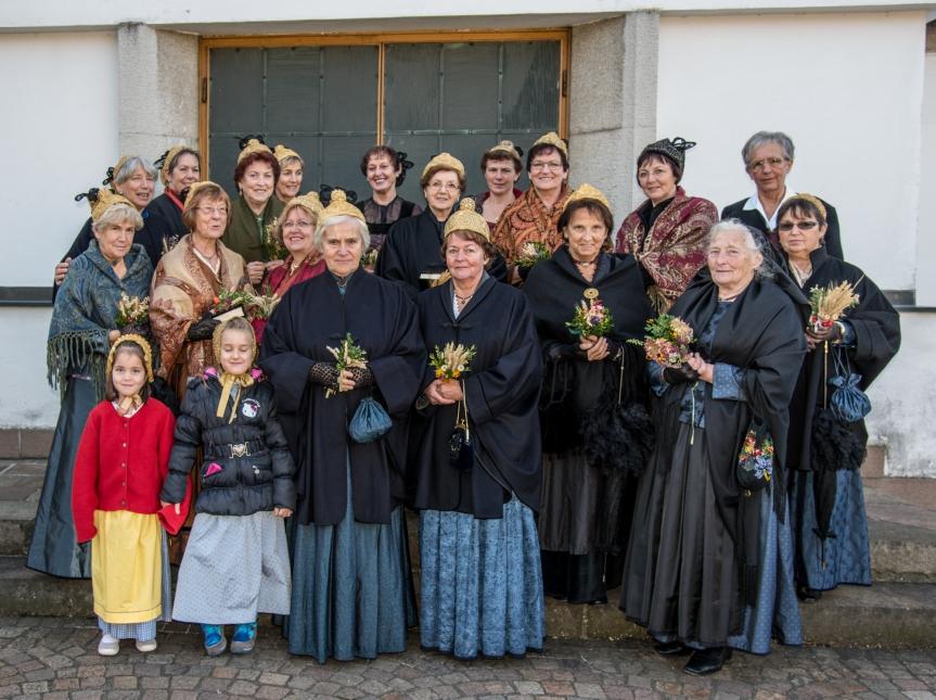 Goldhaubengruppe St. Valentin Foto: H. Hochreiter