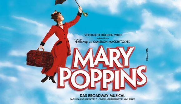 Musicalfahrt Mary Poppins im WienerRonacher