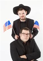 Flo und Wisch Ameriga 30.10.2015 20:00 Uhr Volksheim St. Valentin