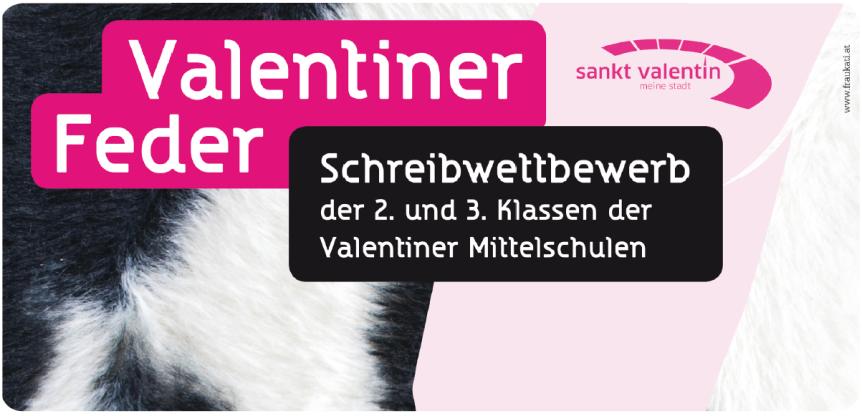 """Preisverleihung der """"Valentiner Feder2016"""""""
