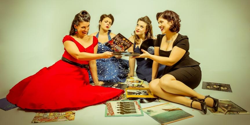 """Fräulein Kokett"" Musik-Kabarett zum Internationalen Frauentag am10.03.2017"