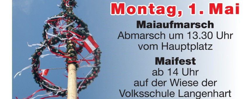 Maifest der SPÖ St.Valentin