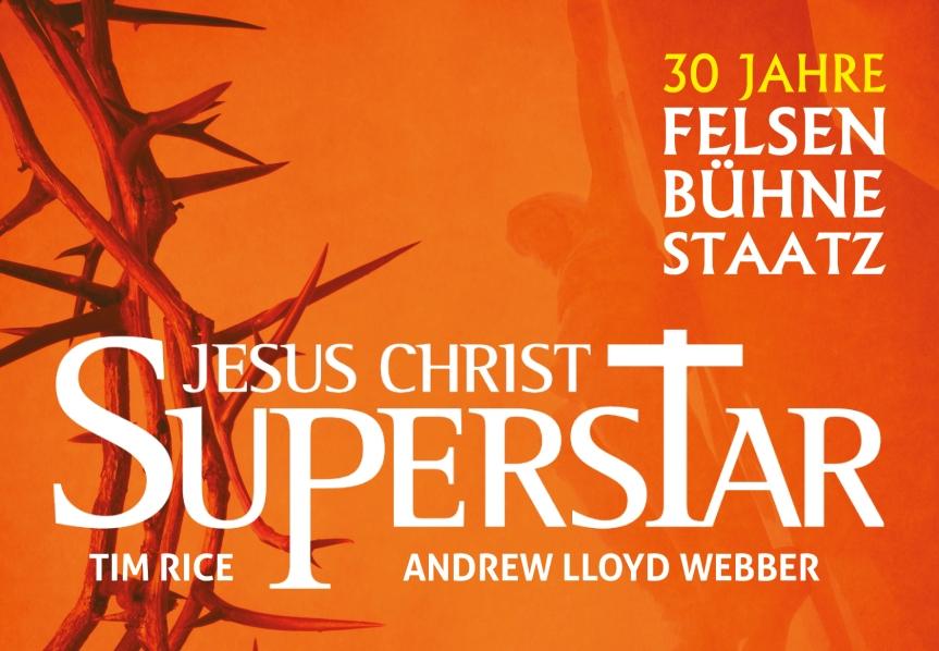 Musicalfahrt zur Felsenbühne Staatz: Jesus Christ Superstar 05. Aug.2017