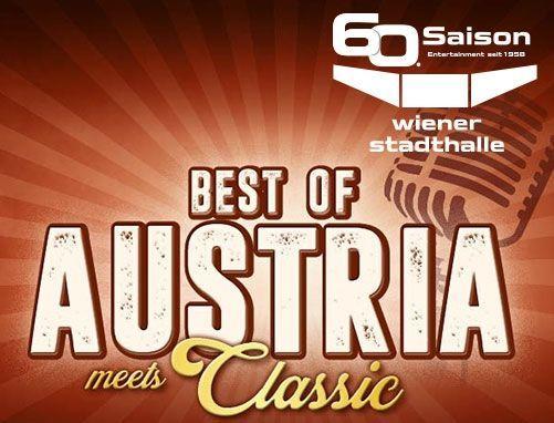 """60. Saison Wiener Stadthalle und unser Chor """"Ad Libitum"""" istdabei!"""