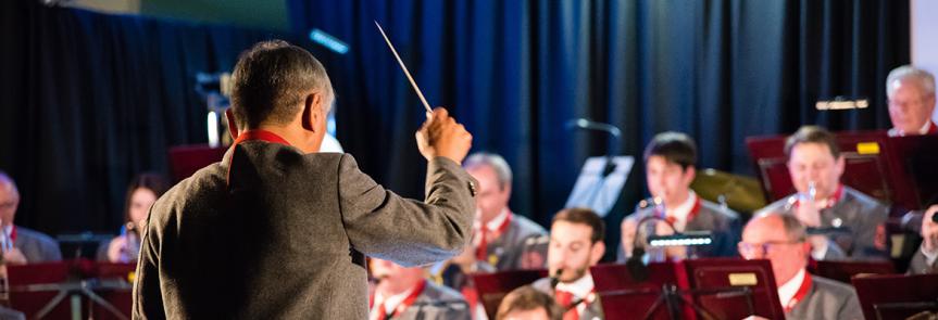 Frühjahrskonzert Blasorchester SanktValentin