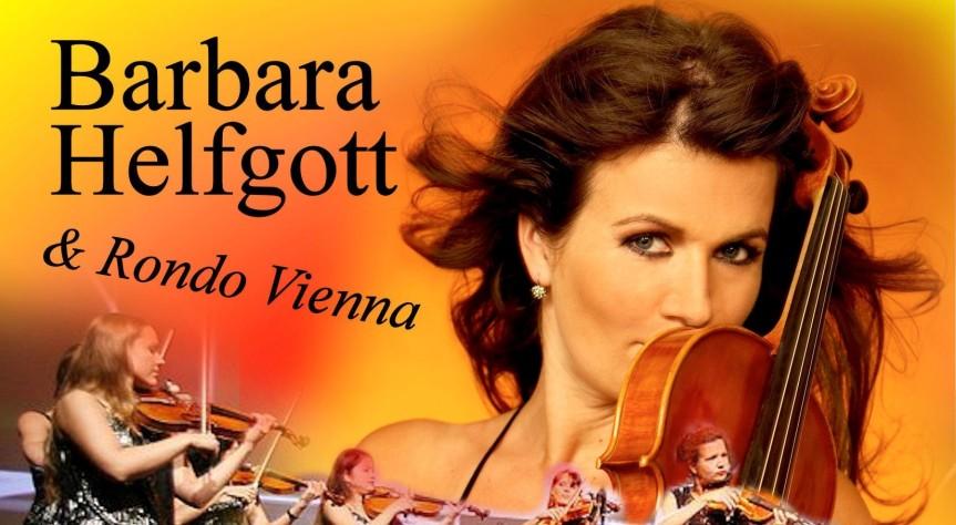 """Valentiner Sommergfühl mit Barbara Helfgott & Rondo Vienna – """"Pop meetsKlassik"""""""