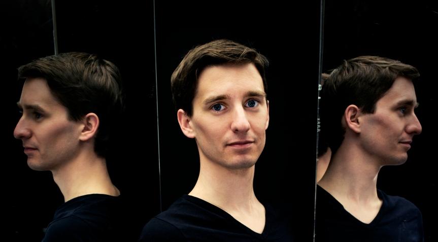 Clemens Maria Schreiner eröffnet den Kabarett-Herbst2019