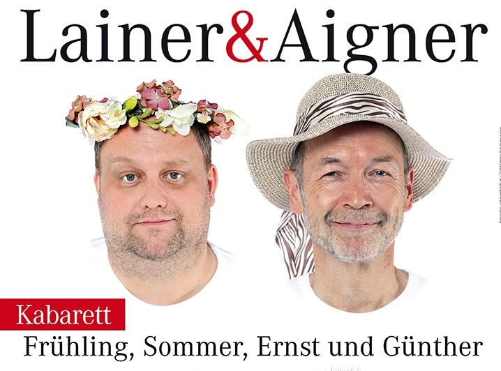 Mostvietler Kabarett-Herbst mit Günther Lainer & ErnstAigner